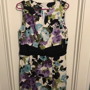 NWT floral dress